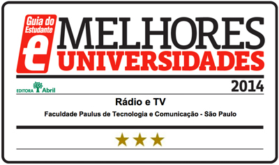Rádio, TV e Internet GE 2014
