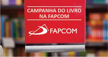 Campanha do Livro na FAPCOM