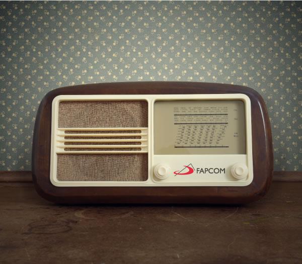 Rádio FAPCOM-01