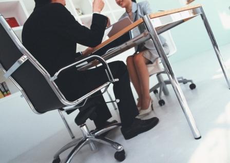 Atitudes entrevista de emprego