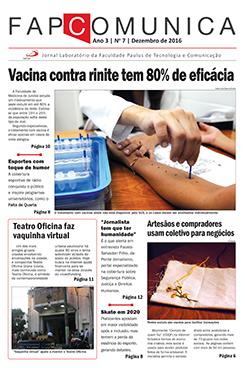 FAPCOMUNICA - Edição 07