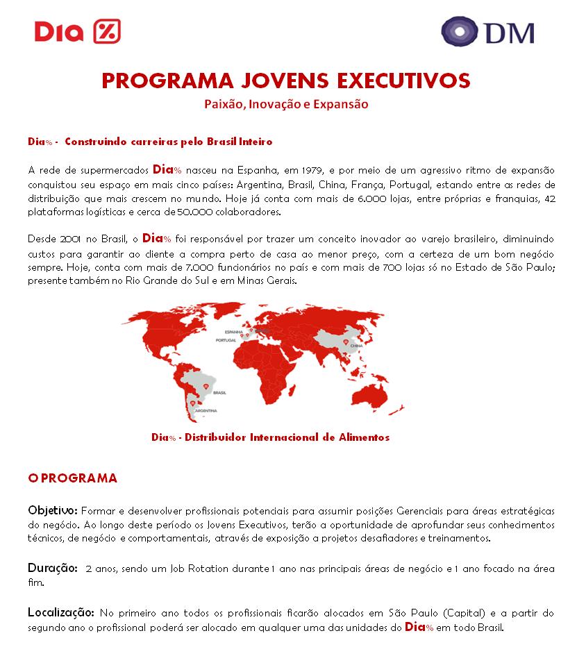 Programa Jovens Executivos