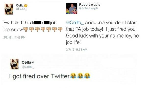 jovem demitida twitter (2)