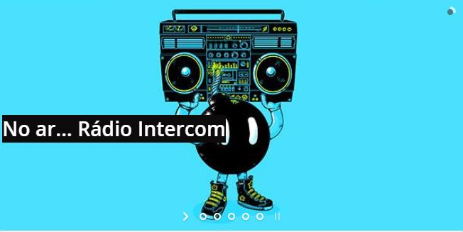 radio intercom no ar