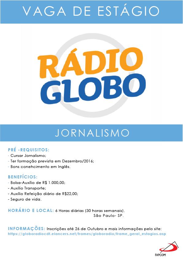 estagio radio globo email -01
