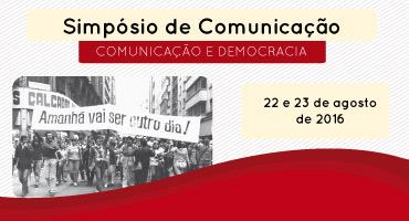 IX Simpósio de Comunicação