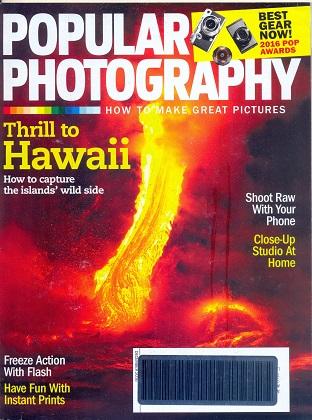 Revista Popular Photography