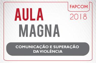 Aula Magna - FAPCOM 2018