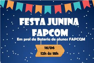 Festa Junina FAPCOM | BU BRASA