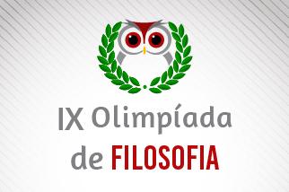 IX Olimpíadas de Filosofia