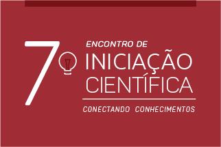 7º Encontro de Iniciação Científica