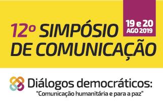 12º Simpósio de Comunicação
