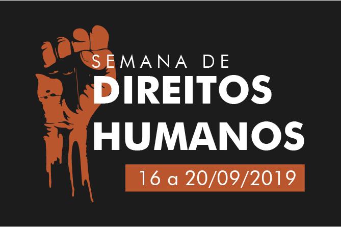Semana de Direitos Humanos 2019.2